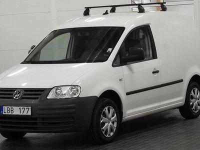 begagnad VW Caddy Panel Van 1.9 TDI 105hk