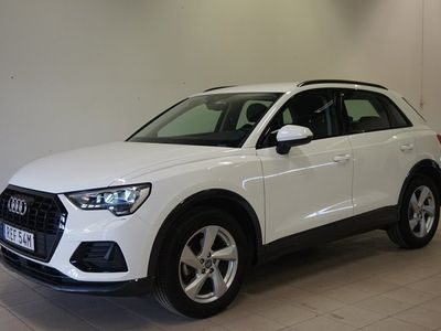 begagnad Audi Q3 35 TFSI 150HK S TR ADVANCED