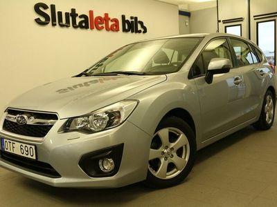begagnad Subaru Impreza 1.6 4WD Lågmil Backkamera Kamkedja S/V Hjul