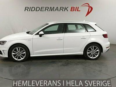 begagnad Audi A3 e-tron 1.4 204hk 360kr-Skatt Välservad 2-brukare