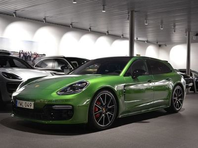 begagnad Porsche Panamera GTS Sport Turismo // Drive and Fly 18/1-18/2