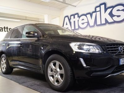 begagnad Volvo XC60 D4 AWD Geartronic, 190hk, 2016