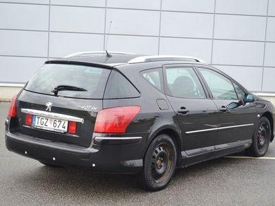 begagnad Peugeot 407 SW 2.0 HDi Kombi Diesel Automat Panorama