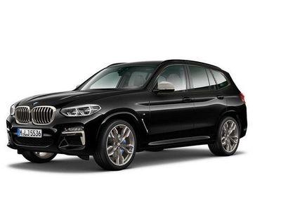 begagnad BMW X3 M40i xDrive Innovation Edition Drag