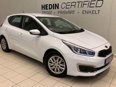 begagnad Kia cee'd 1.6 CRDi Eco Komfort (136hk)