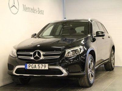 begagnad Mercedes GLC350 e 4M 4MATIC