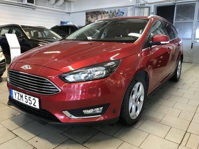 begagnad Ford Focus Kombi 1.0 125 Titanium