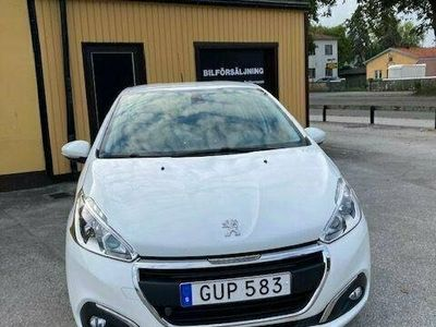 begagnad Peugeot 208