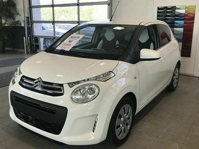 begagnad Citroën C1 1.0 VTi Shine 5dr (72hk)