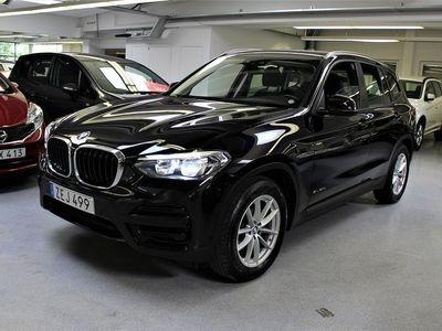 begagnad BMW X3 xDrive20d Advantage Euro 6 190hk -18