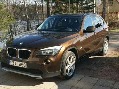 begagnad BMW X1 X1SDRIVE18D