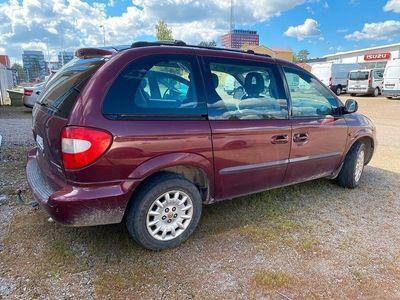 begagnad Chrysler Voyager 2.4 7-sits 147hk
