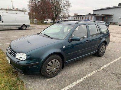 begagnad VW Golf Variant 1.6 Comfort 105hk