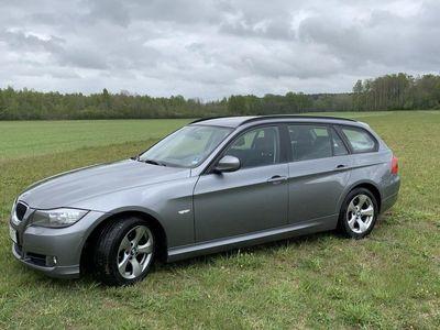 begagnad BMW 320 d EfficientDynamics Edition