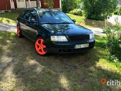 begagnad Audi A6 2.8 -01