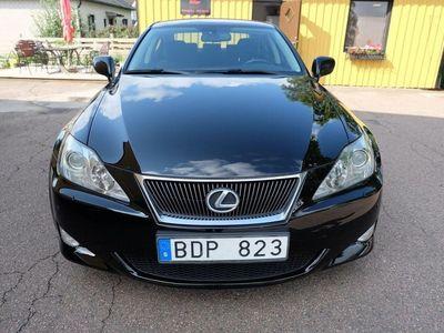 begagnad Lexus IS220d 2.2 177hk
