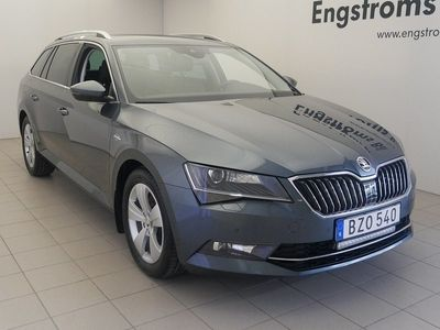 used Skoda Superb Combi L&K TDI 140Hk -17