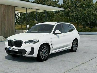 begagnad BMW X3 xDrive30e M Sport Navi Drag Backkamera HiFi Rattvärme 2021