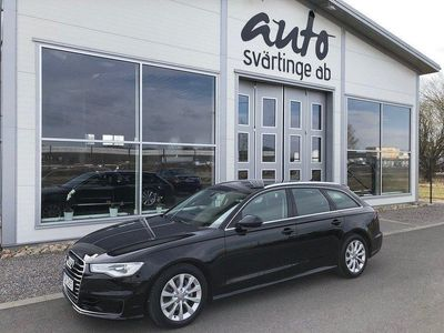 begagnad Audi A6 Avant 2.0 tdi 190hk S-tronic EU6 (Dra