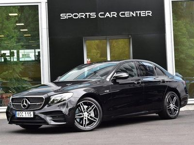 brugt Mercedes E43 AMG AMG4MATIC 9G-Tronic 401hk