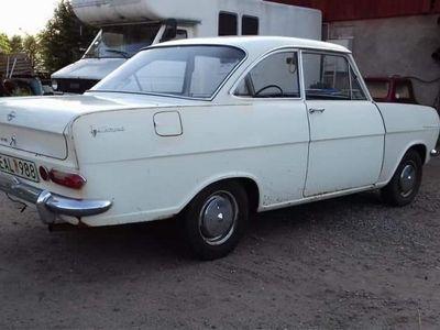 brugt Opel Kadett A Coupe -65 NYBES