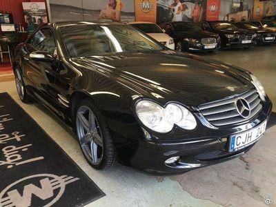 begagnad Mercedes SL350 Sequentronic 245hk NYINK -04