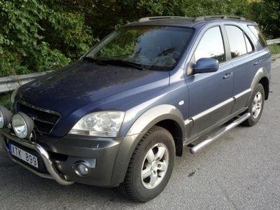 begagnad Kia Sorento 3.5 V6 EX aut 4WD -06