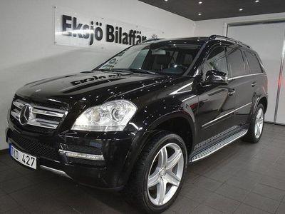 begagnad Mercedes GL450 CDI 4MATIC 7G-Tronic 7-s