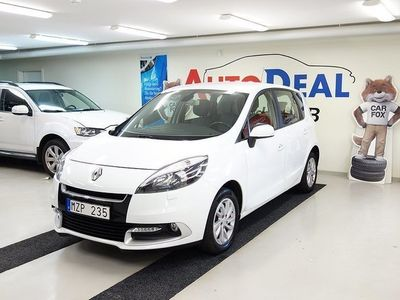 begagnad Renault Scénic 1.6 E85 110hk