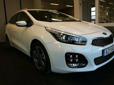 begagnad Kia cee'd SW 1.6 GDI DCT GT-line 2018, Halvkombi Pris 169 900 kr