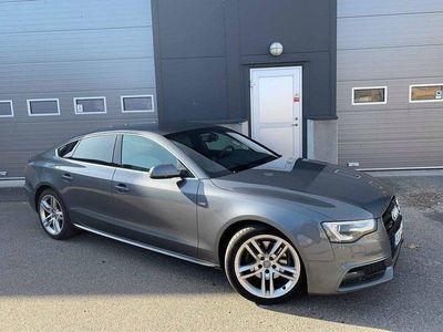 begagnad Audi A5 2.0 TDI Q S-Tronic S-line 1713kr/mån