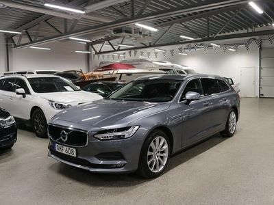 begagnad Volvo V90 D5 AWD Business Advance VOC 235hk