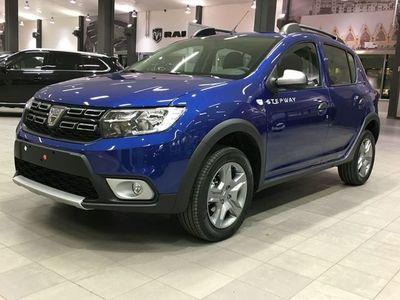 begagnad Dacia Sandero STEPWAY TCE 100HK