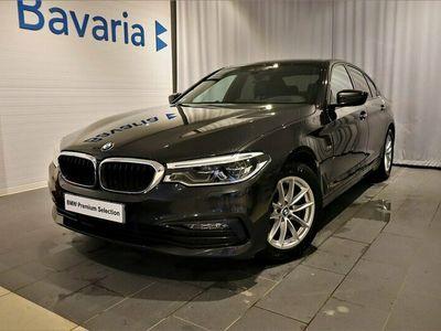 begagnad BMW 520 d xDrive Sedan Sport line Drag Nav Parkeringsvärmare