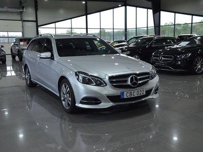 begagnad Mercedes E250 BlueTEC 4M CDI 4MATIC 7G-Tronic Plus 204hk Värmare