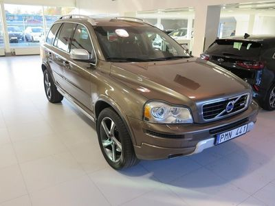 usado Volvo XC90 D5 AWD R-Design 200 HK