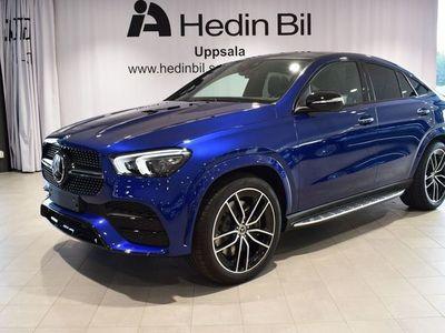 begagnad Mercedes GLE400 - BenzCoupe Nightpackage / / Premium plus
