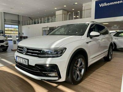 begagnad VW Tiguan S 2021