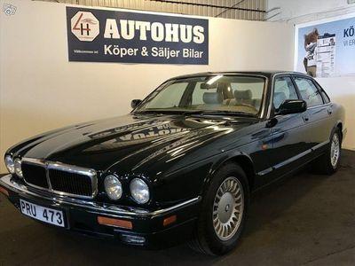 begagnad Jaguar XJ 3.2 Aut (211HK) 16500Mil Beige Inte -97