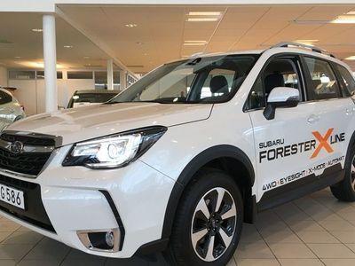 gebraucht Subaru Forester X-LINE