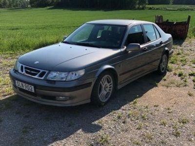 gebraucht Saab 9-5 2,0 reservdelsbil/gds. -01