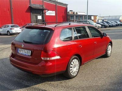 begagnad VW Golf 1.6 Variant Nybesikt Lågmil -09
