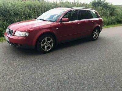 begagnad Audi A4 1,8T 163hk/Fynd