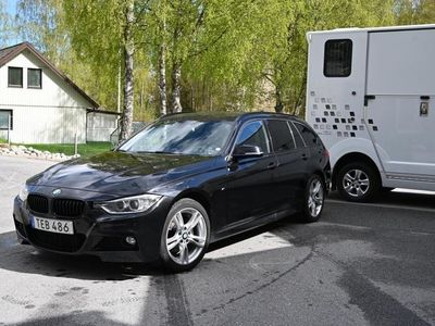 begagnad BMW 320 d xDrive Touring M Sport