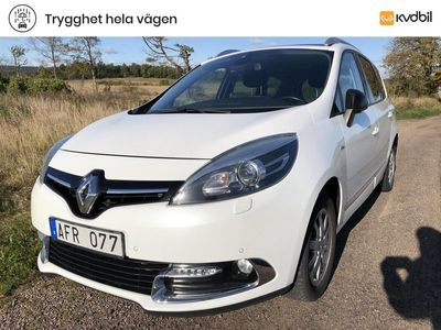 begagnad Renault Grand Scénic III 1.6 dCi (130hk)