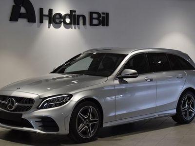 used Mercedes C200 200 // DEMO // Backkamera // Dragkrok // AMG-Line