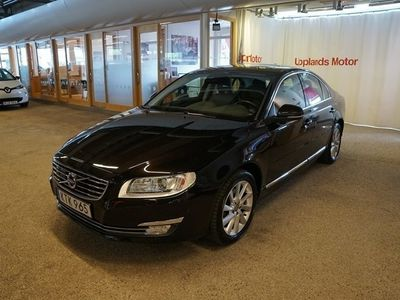 begagnad Volvo S80 D4 S S Summum Business E PRO II 2015, Sedan 199 000 kr