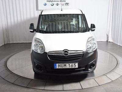 begagnad Opel Combo L1H1 / 95hk / LÅGA MIL!!!
