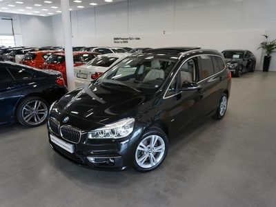 begagnad BMW 220 Gran Tourer d Navi Head UP Drag Panorama
