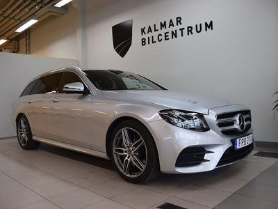 begagnad Mercedes E200 Kombi Fleet 9G-Tronic A